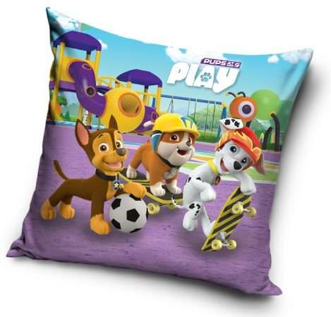 Paw Patrol Pups At Play Cushion